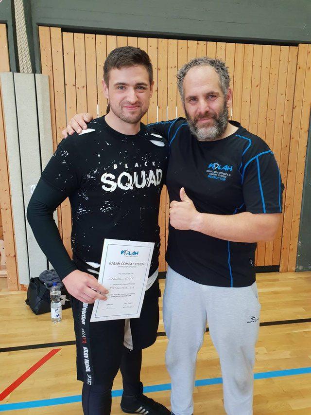 Kalah Instructor Magdeburg Andre Bomke